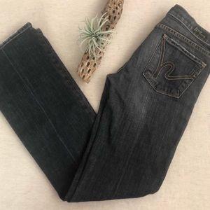 COH Mango Bootcut Jeans sz 27